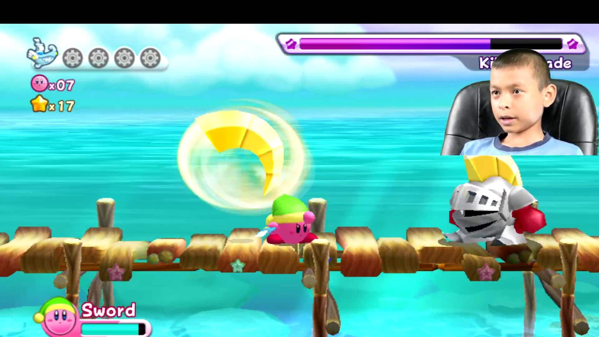 Kirby's Return to Dream Land Review