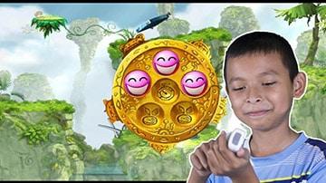 Rayman Origins gameplay video